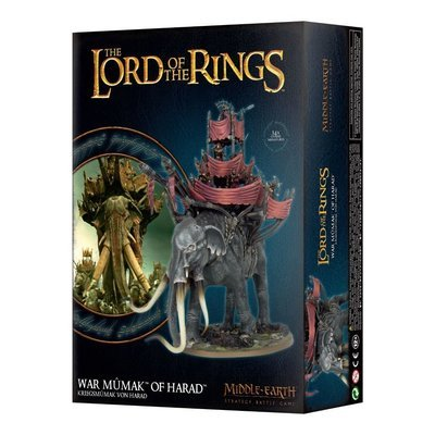 LOTR: KRIEGSMÛMAK VON HARAD - Lord of the Rings - Games Workshop