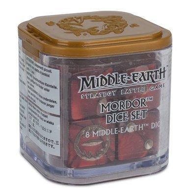 MORDOR DICE SET Würfel - Lord of the Rings - Games Workshop