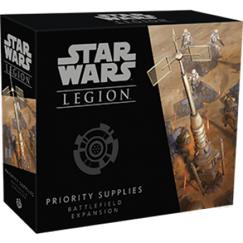 FFG - Star Wars Legion - Priority Supplies Battlefied Expansion - Fantasy Flight Games