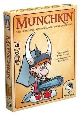 Munchkin - Kartenspiel - Pegasus Spiele