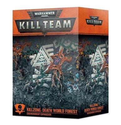 KILLZONE: DEATH WORLD FOREST (DEUTSCH) Kill Team - Warhammer 40K - Games Workshop