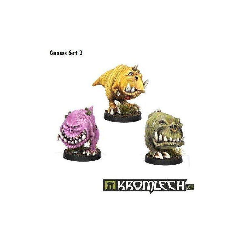 Gnaws Set 2 (3) - Kromlech