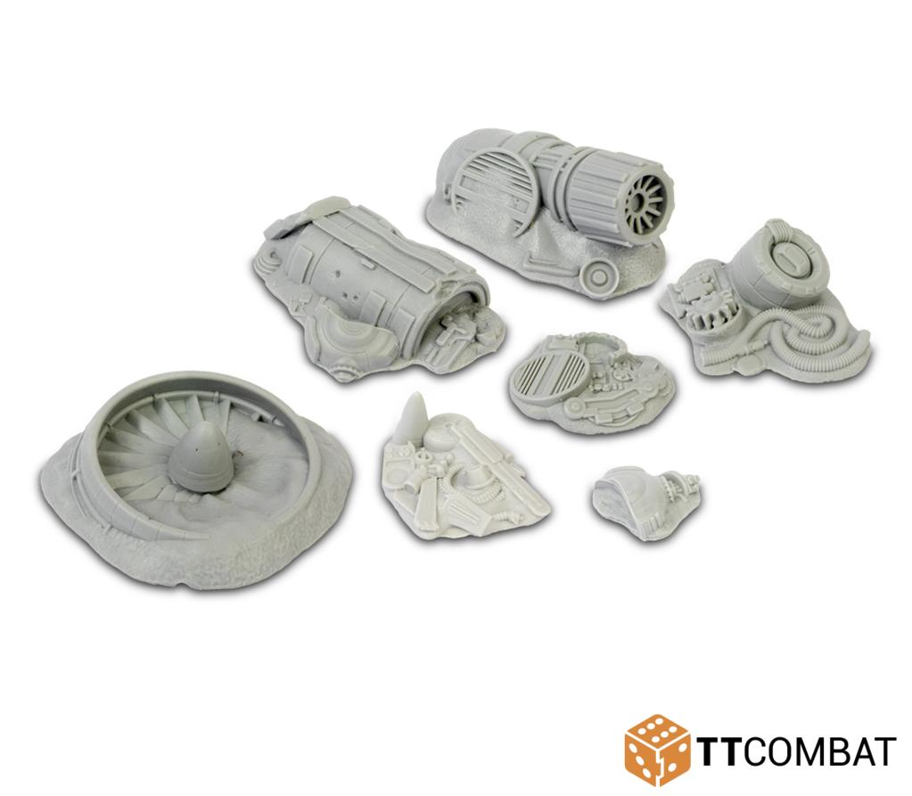 Scrapyard Accessories - TT-Combat