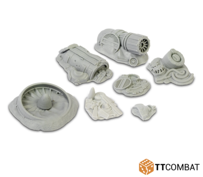 Scrapyard Accessories - TT-Combat