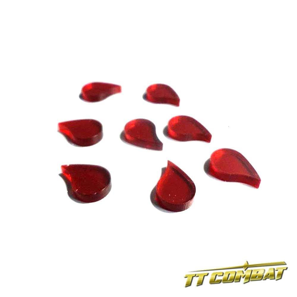 Blood Drops (8) - TTCombat