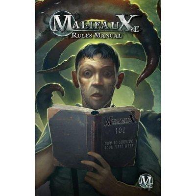 Malifaux: 2E Rules Manual (EN) - Malifaux - Wyrd