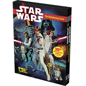 FFG - Star Wars: The Roleplaying Game 30th Anniversary Edition - EN
