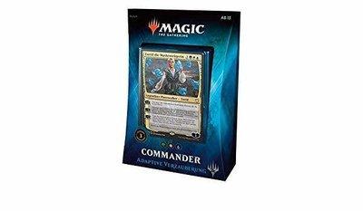 MTG - Commander 2018 Deck Adaptive Verazuberung - Deutsch - Magic