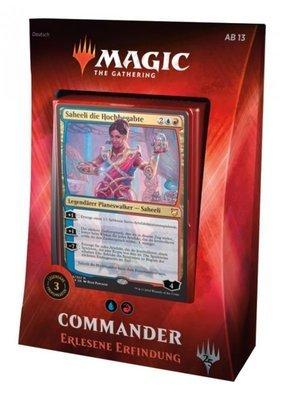 MTG - Commander 2018 Deck Erlesene Erfindung - Deutsch - Magic