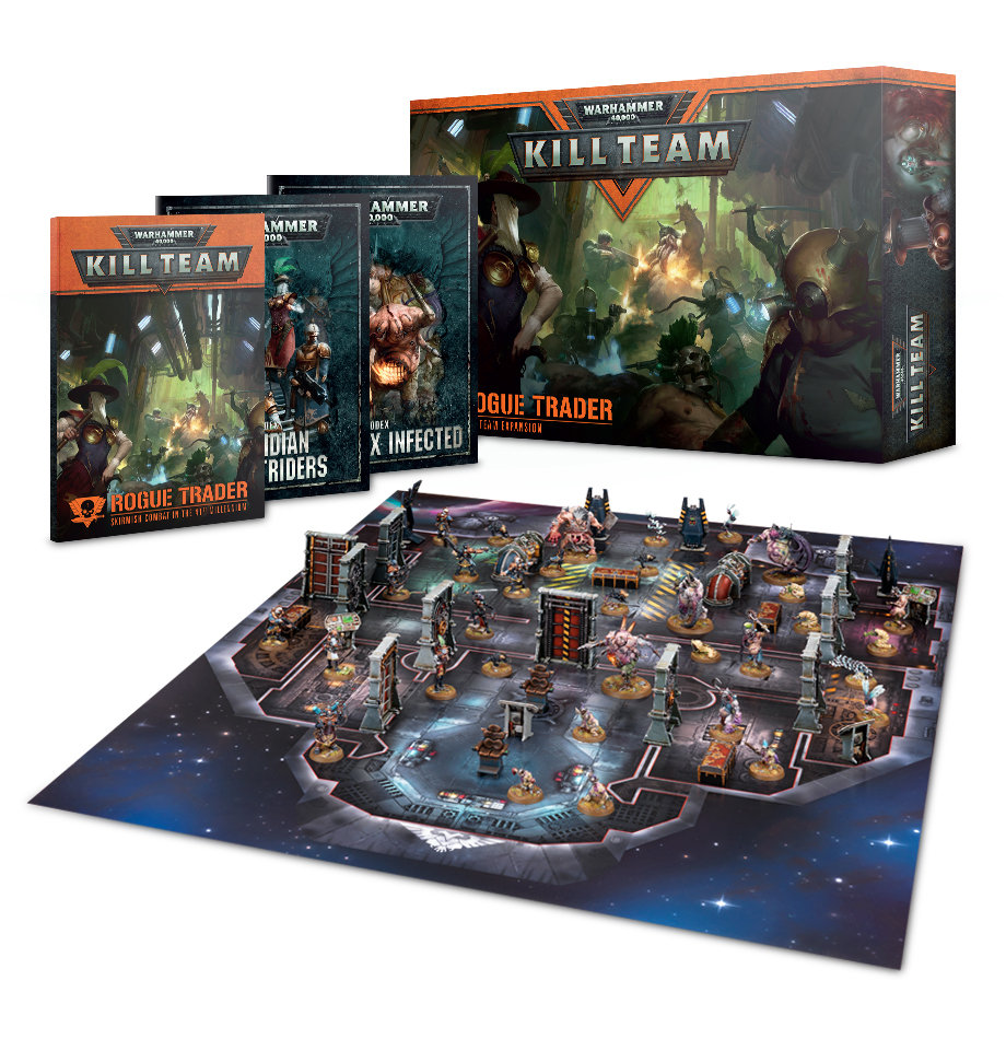KILL TEAM: ROGUE TRADER (ENGLISH) - Warhammer 40K - Games Workshop