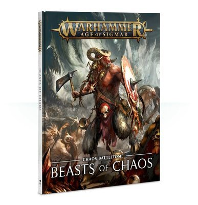BATTLETOME: BEASTS OF CHAOS (SB) (English) - Warhammer Age of Sigmar- Games Workshop