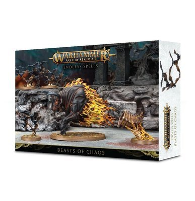 ENDLESS SPELLS: BEASTS OF CHAOS  Endloszauber - Warhammer Age of Sigmar- Games Workshop