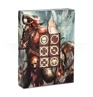 Würfel der Chaos Beasts Dice - Warhammer Age of Sigmar- Games Workshop