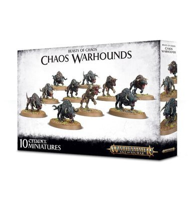 MO: MONSTERS OF CHAOS: CHAOS WARHOUNDS - Beasts of Chaos - Warhammer Age of Sigmar- Games Workshop