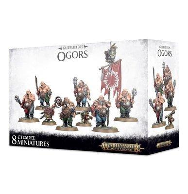 Ogors - Ogor Mawtribes - Warhammer Age of Sigmar- Games Workshop