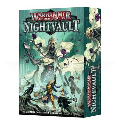 Warhammer Underworlds: Nightvault (Englisch) - Warhammer Underworlds - Games Workshop