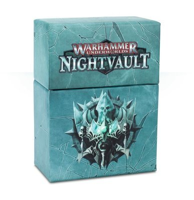 Warhammer Underworlds: Nightvault – Kartenbox Card Box - Games Workshop