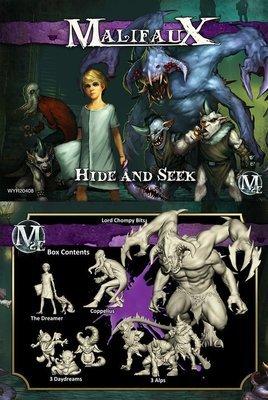 Hide and Seek - Malifaux - Wyrd