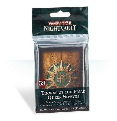 Warhammer Underworlds: Nightvault Thorns of the Briar Queen Sleeves - Games Workshop