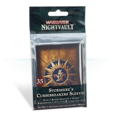 Warhammer Underworlds: Nightvault Stormsire's Cursebreakers Sleeves - Games Workshop