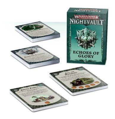 Warhammer Underworlds: Nightvault – Echoes of Glory (Englisch) - Games Workshop