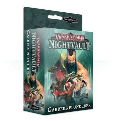 Warhammer Underworlds: Nightvault – Garrek's Reavers (Englisch) - Games Workshop