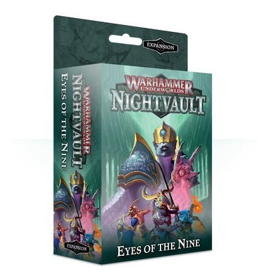 Warhammer Underworlds: Nightvault – Augen der Neun Deutsch - Games Workshop