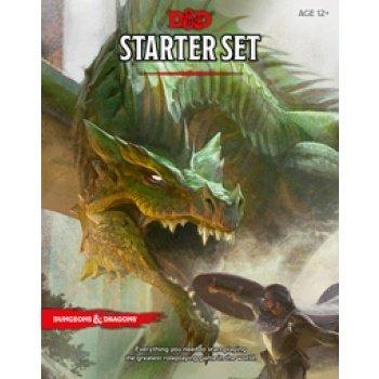 Dungeons & Dragons RPG D&D - Starter Set - EN