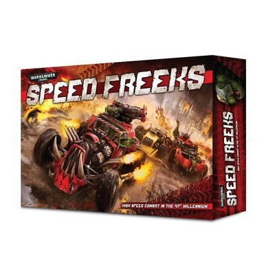 Speed Freeks (Englisch) - Warhammer 40.000 - Games Workshop