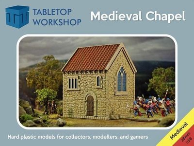Medieval Chapel - Tabletop Workshop