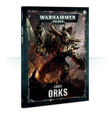 Codex: Orks (Englisch) - Warhammer 40.000 - Games Workshop