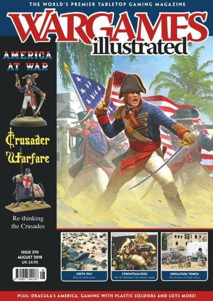Wargames Illustrated #370 - Heft August 2018