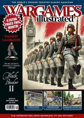 Wargames Illustrated #371 - Heft September 2018