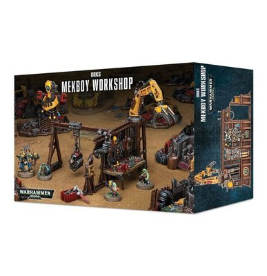 Mekboy Workshop - Warhammer 40K - Games Workshop