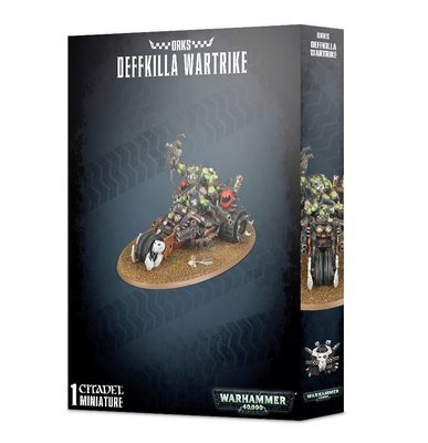 Deffkilla Wartrike Orks - Warhammer 40K - Games Workshop