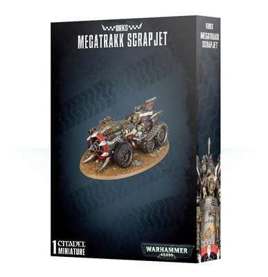 Megatrakk Scrapjet Orks - Warhammer 40K - Games Workshop