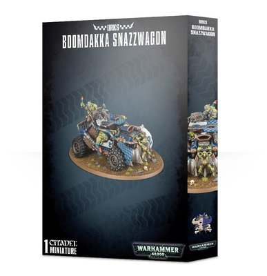 Boomdakka Snazzwagon Orks - Warhammer 40K - Games Workshop