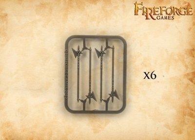Halberts Type 2 (24) - Deus Vult - Fireforge Games