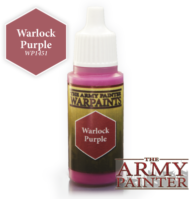 Warlock Purple - Army Painter Warpaints