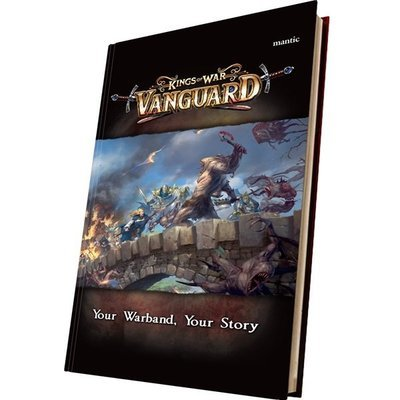 Kings of War Vanguard: Rulebook (e) - Kings of War Vanguard