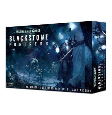 Warhammer Quest: Blackstone Fortress (Englisch) - Warhammer 40.000 - Games Workshop