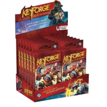 KeyForge: Call of the Archons - Archon Deck Display (12 Decks) - ENGLISH