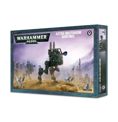 Sentinel Astra Militarum- Warhammer 40.000 - Games Workshop