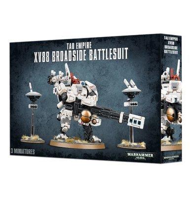 Tau Empire XV88 Broadside Battlesuit - Warhammer 40.000 - Games Workshop