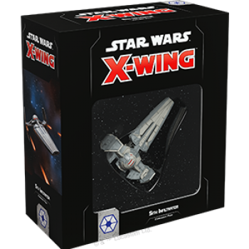 Star Wars X-Wing: Sith Infiltrator Expansions Pack - Deutsch