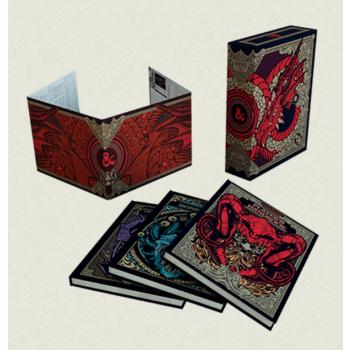 Dungeons & Dragons D&D RPG - Core Rulebook Gift Set CE Alternate Cover - EN