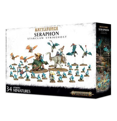 Seraphon Starclaw Strikehost - Warhammer 40.000 - Games Workshop
