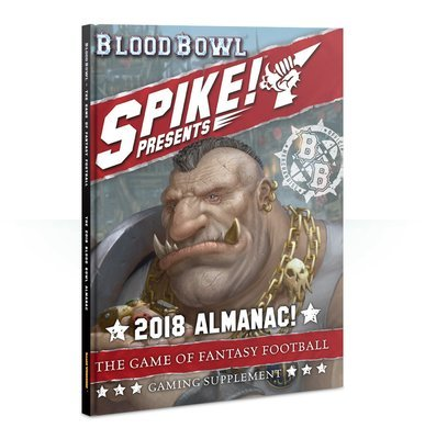 The 2018 Blood Bowl Almanac (Englisch) - Games Workshop