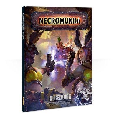 Necromunda: Rulebook (Englisch) - Games Workshop