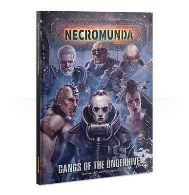 MO: Necromunda Gangs der Unterwelt (Deutsch) - Games Workshop
